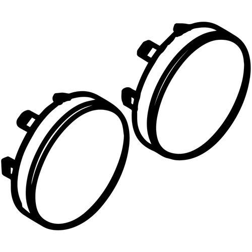 Hansgrohe Symbole-Set Symbole-Set chrom  98367000