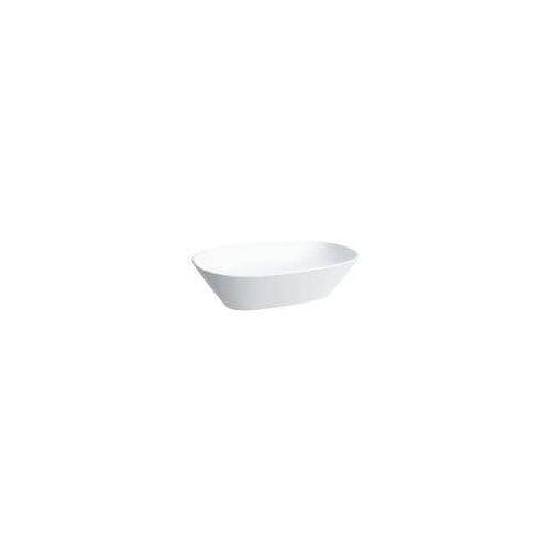 LAUFEN Palomba Waschtisch-Schale 52 x 38 cm Palomba B: 52 T: 38 cm ohne Hahnlochbank H8168024001121