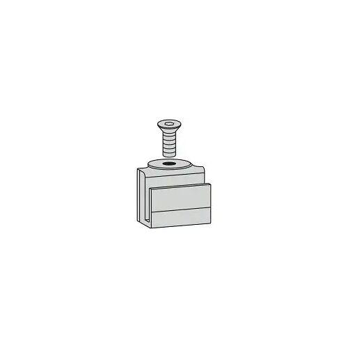 MEPA Duschrinne Nivellierschrauben für Ablaufrost A-F, Typ 1 Ersatz-Nivellierschrauben   592.012