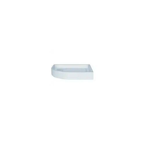 Poresta Systems Poresta Wannenträger für Duscholux Malaga Round Trend 771 Duschwanne 90 x 90 cm für Duscholux 17 cm  17.032.975