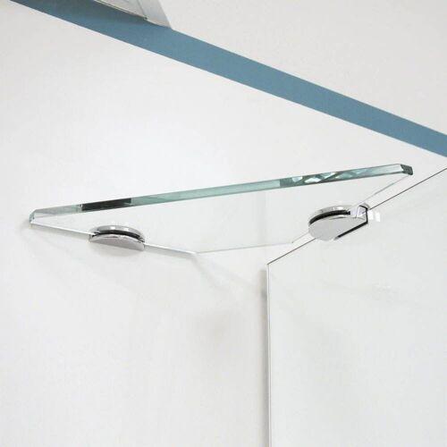 Sprinz Glasschwert Zubehör  chrom/kristall hell 16-005