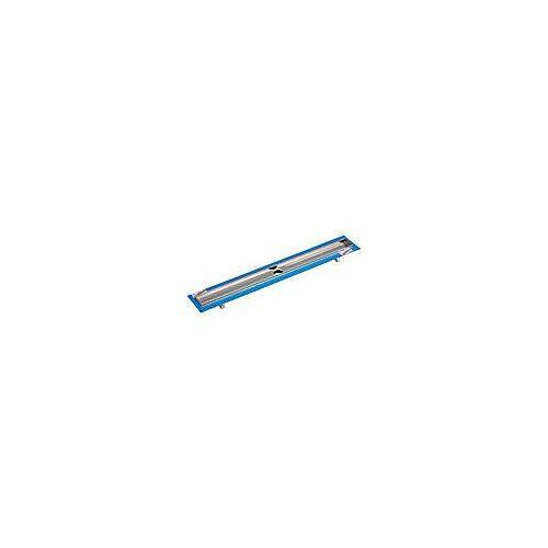TECE TECEdrainline Duschrinne 90 cm gerade mit Dichtband TECEdrainline L: 90 B: 15,5 cm mit Flansch 600900