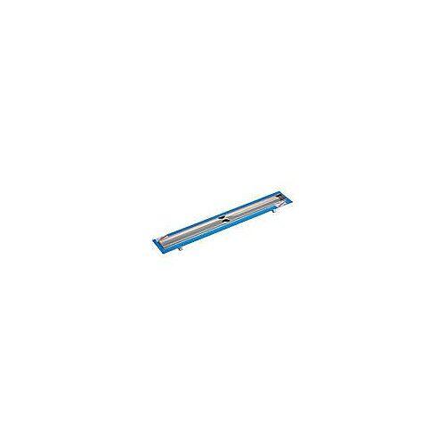 TECE TECEdrainline Duschrinne 100 cm gerade mit Dichtband TECEdrainline L: 100 B: 15,5 cm mit Flansch 601000