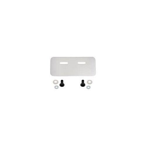 HAAS Schallschutz-Set für Waschtische 24 x 55 cm Schallschutz-Set für Waschtisch   6565