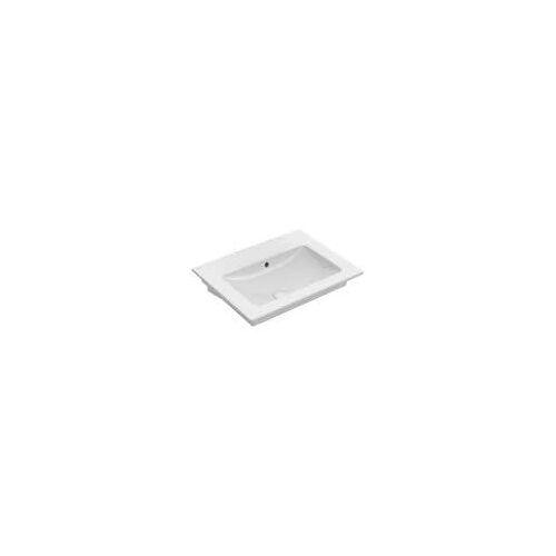 Villeroy & Boch Venticello Waschtisch 65 x 50,5 cm ohne Hahnloch Venticello B: 65 T: 50,5 cm weiß 41246701