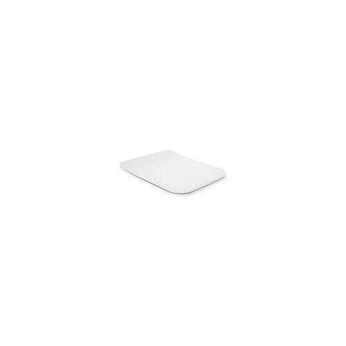 Villeroy & Boch Venticello WC-Sitz SlimSeat LINE Venticello B: 37,9 T: 45,4 H: 4,6 cm weiß 9M80S101