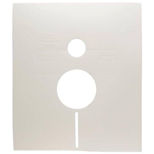 Villeroy & Boch ViProtect Schallschutz Set für Wand-WC und Wand-Bidet inkl. Zubehör, 1 Stück   92228700