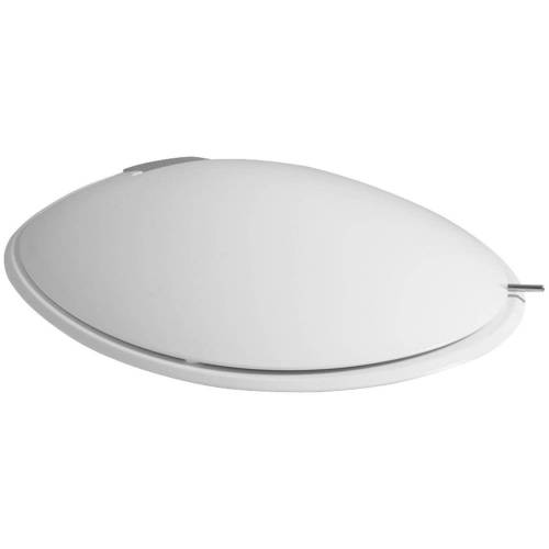 VitrA Istanbul WC-Sitz mit LED-Beleuchtung Istanbul B: 41,4 T: 45,5 H: 7 cm weiß 66-003-009