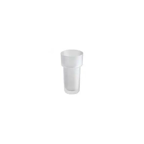 Hansgrohe Ersatzglas für Zahnputzbecher für Citterio, Steel und Uno Zahnputzbecher satiniert  41594000