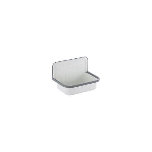 Alape Ausgussbecken AG.CONTRA505, rechteckig 50,5 x 33 cm Ausgussbecken B: 50,5 T: 33 H: 36 cm weiß 1300000000