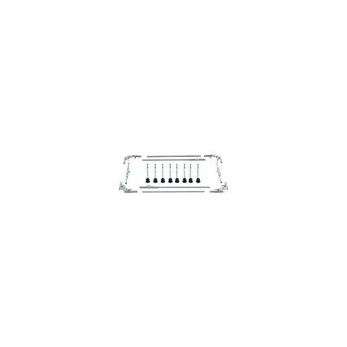 Bette Fuß-System für BetteFloor 140 x 120 cm für BetteFloor Duschwanne 3394 B: 140 T: 120 cm  B50-3184