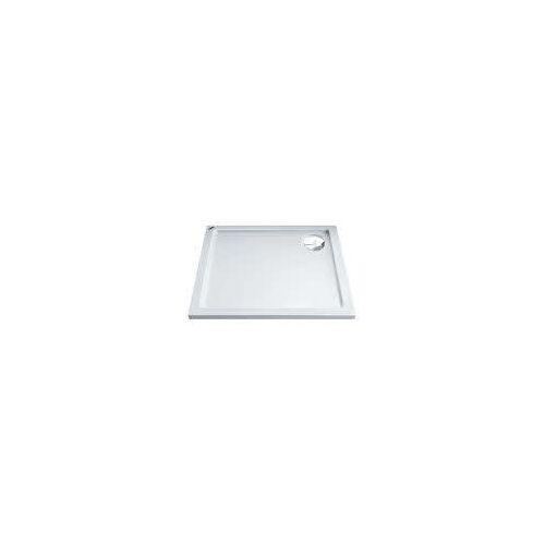 DUSCHOLUX Ancona 640 Trend Duschwanne 80 x 80 cm Ancona B: 80 T: 80 H: 5 cm weiß 663640003001