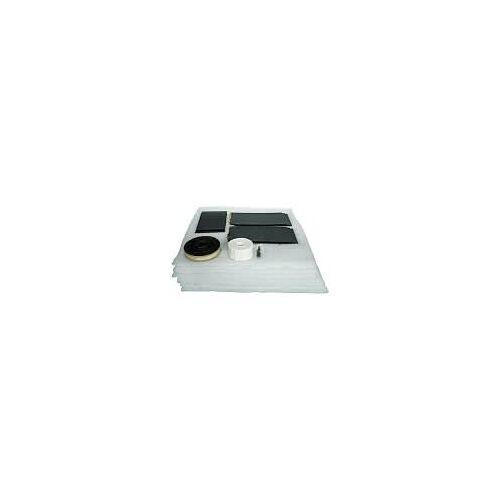 Poresta Systems Schallschutzset für Poresta Stahl Badewannenträger für Stahlbadewannen bis 180 x 80 cm   18.200.400