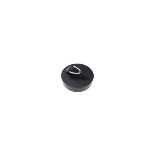 HAAS Kunststoff-Spülenstopfen Komfort Ø 38,5 mm Kunststoff schwarz  6143