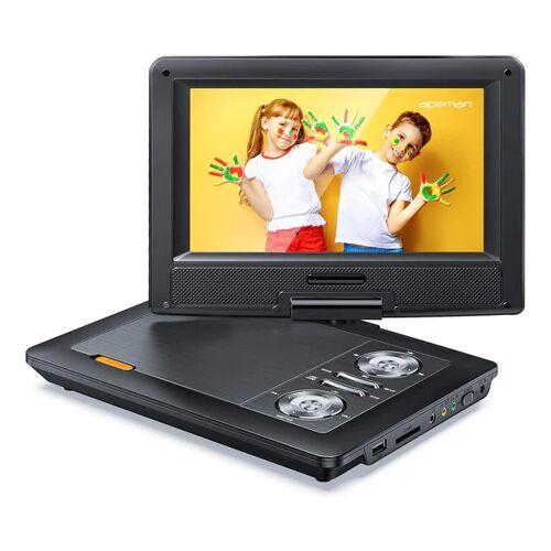 """outletxx DVD 7"""" transportabler DVD Player"""