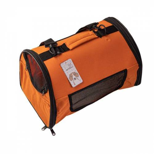 OutletXX WOLTU Hundebox klein orange HT2071or