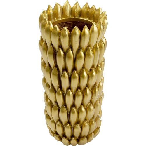 KARE Dekovase »Vase Banana Gold 79cm«