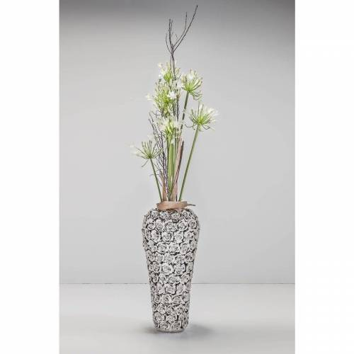KARE Dekovase »Vase Rose Multi Chrom Big«