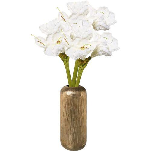 Kunstblume »Amaryllis«, Höhe 38, 66 cm, mit Vase