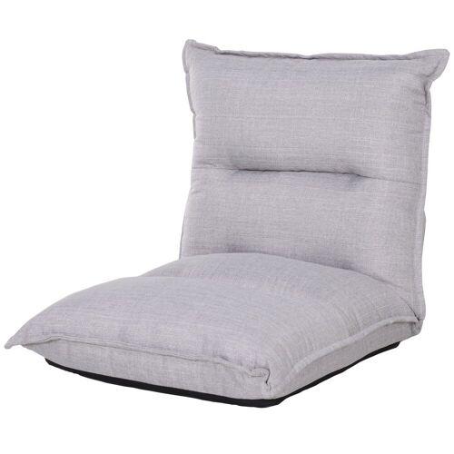 HOMCOM Sitzkissen »Sitzkissen mit verstellbarer Lehne«