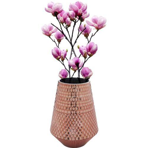 KARE Dekovase »Vase Jetset Rose 21cm«