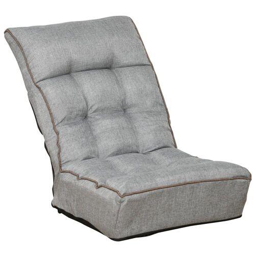 HOMCOM Sitzkissen »Sitzkissen mit Rückenlehne«