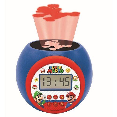 Lexibook® Radiowecker »Super Mario Radiowecker mit Projektor«