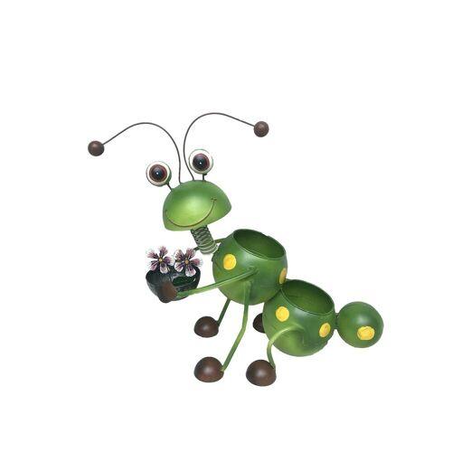 HTI-Line Blumentopf »Blumentopf Raupe« (1 Stück)