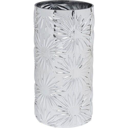 KARE Dekovase »Vase Ice Flowers 31cm«