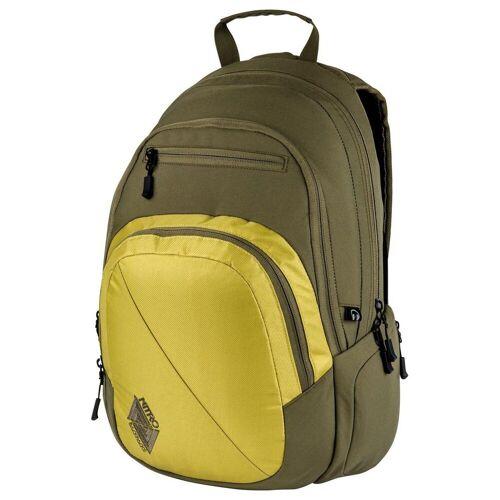 NITRO Laptoprucksack »Stash 29 Laptop-Rucksack 49 cm«, golden mud