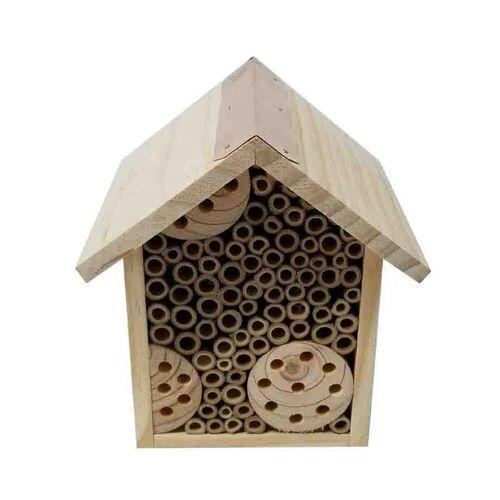 Dehner Insektenhotel »Natura Insektenhotel York, 17 x 9 x 12 cm, Holz«