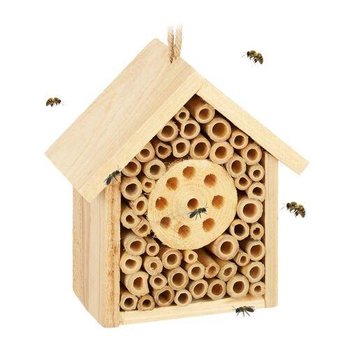 relaxdays Insektenhotel »Insektenhotel Wildbienen«