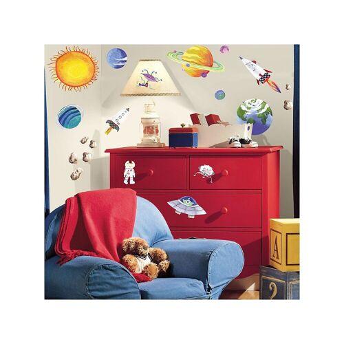 RoomMates Wandsticker »Wandsticker Space, 35-tlg.«