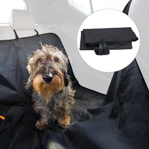 relaxdays Hundematte »Hundedecke Auto«