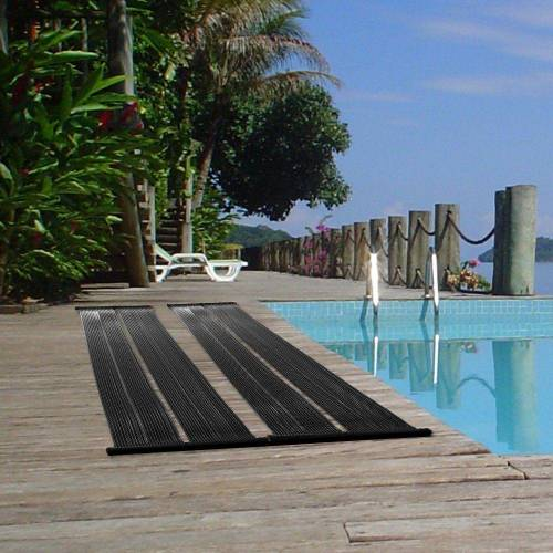 Oskar Poolheizung »Solarheizung Solar Pool Heizung Absorber Schwimmbad 70 x 300 cm«