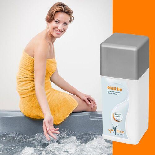 Bayrol Whirlpool »SpaTime Kristall-Klar 1 L«, (1-tlg), Zur Vermeidung von Wassertrübung