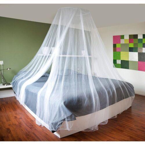 BigDean Schutznetz »XXL Moskitonetz 60x250x1200cm Fliegennetz Doppelbett«, BxL: 250x60 m