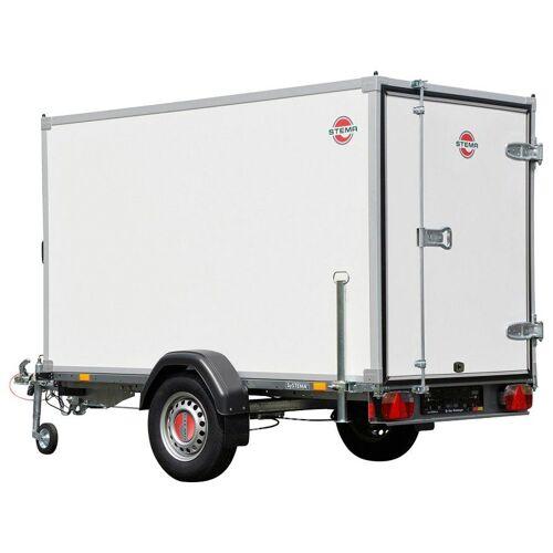 STEMA PKW-Anhänger »SyBox O1 7.5-25-13.1 H. 15«, max. 390 kg, inkl. Abstellstütze und Stützrad