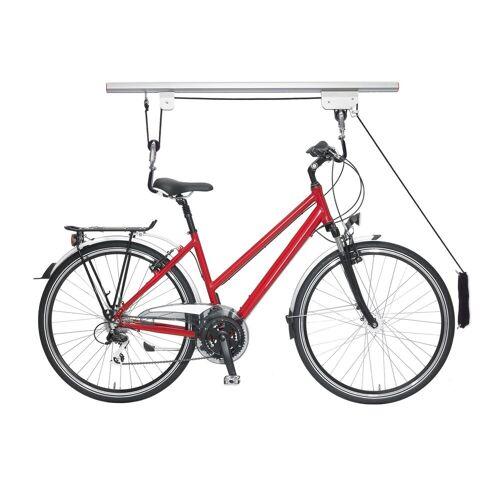 relaxdays Fahrradhalter »Fahrradlift Decke«