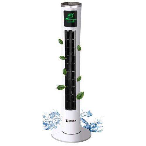 ecosa Turmventilator EO-301, Oszillierend, LED-Display
