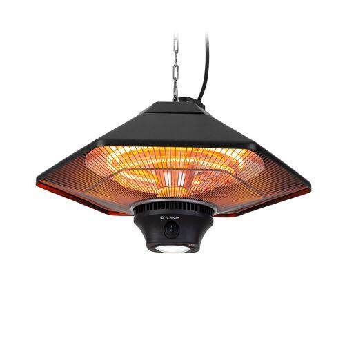 blumfeldt Terrassenstrahler Heat Hexa Infrarot-Heizstrahler 800/1200/2000W Halogen IP34 LED