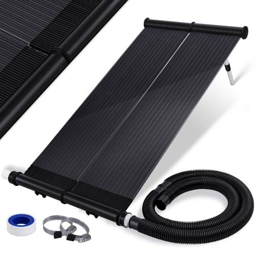 KESSER Poolheizung, Solarkollektor Poolheizung Wassererwärmer Sonnenkollektor Solarenenergie Heizmatte