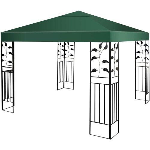 COSTWAY Pavillon-Schutzhülle »Dachplane für Pavillon«, grün