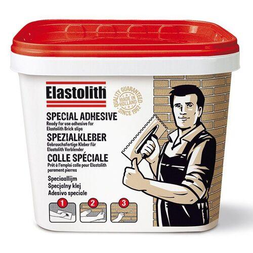 ELASTOLITH Klebstoff, Spezialkleber für Verblender, 5 kg, weiß