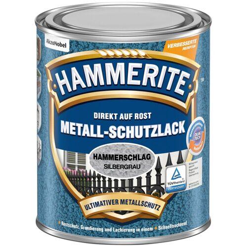 Hammerite Hammerite Metallschutzlack »Hammerschlag«, 0,25 Liter, grau
