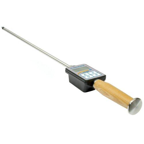 PCE Instruments Feuchtigkeitsmesser »PCE Feuchtemessgerät Temperaturmessgerät für Heu und Stroh PCE-HMM 50«