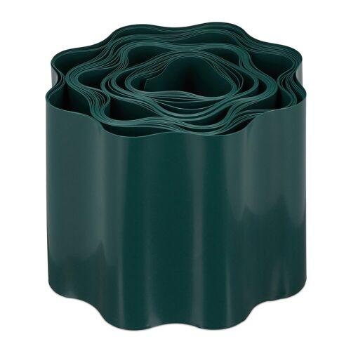 relaxdays Rasenkante »Rasenkante flexibel«, Grün