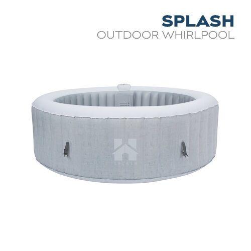 HOME DELUXE Whirlpool »SPLASH - Beton«