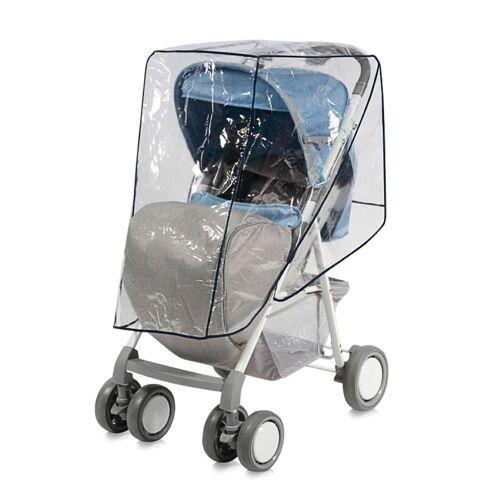 Lorelli Kinderwagenschirm »Universal Regenschutz Buggy«, für Kinderwagen oder Buggy, für alle Einsitzer