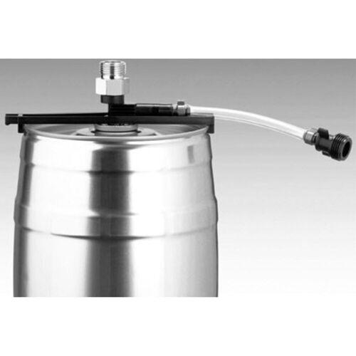 """ich-zapfe Bierzapfanlage Adapter zum Anschluss von 5 Liter Dosen an normale Zapfanlagen - Flexi Tap 3/4"""" CO2-Anschluß"""